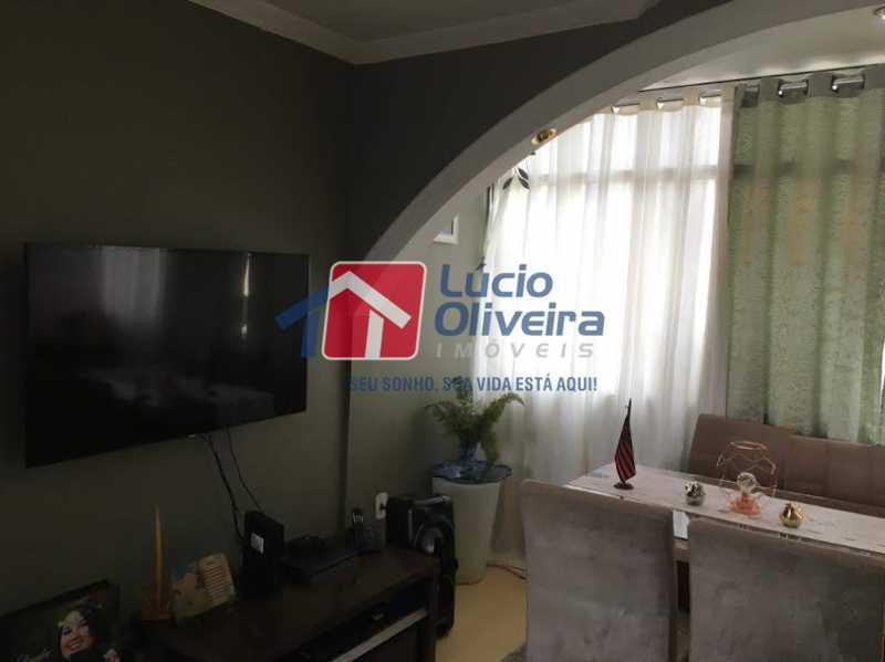 04- Sala - Apartamento à venda Rua Santa Camila Pia,Penha, Rio de Janeiro - R$ 300.000 - VPAP30289 - 5