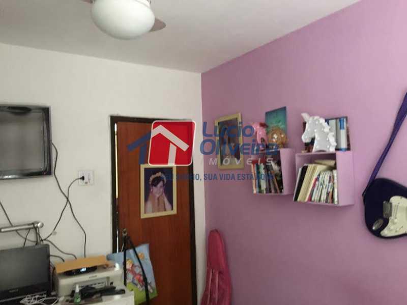 06- Quarto S. - Apartamento à venda Rua Santa Camila Pia,Penha, Rio de Janeiro - R$ 300.000 - VPAP30289 - 7