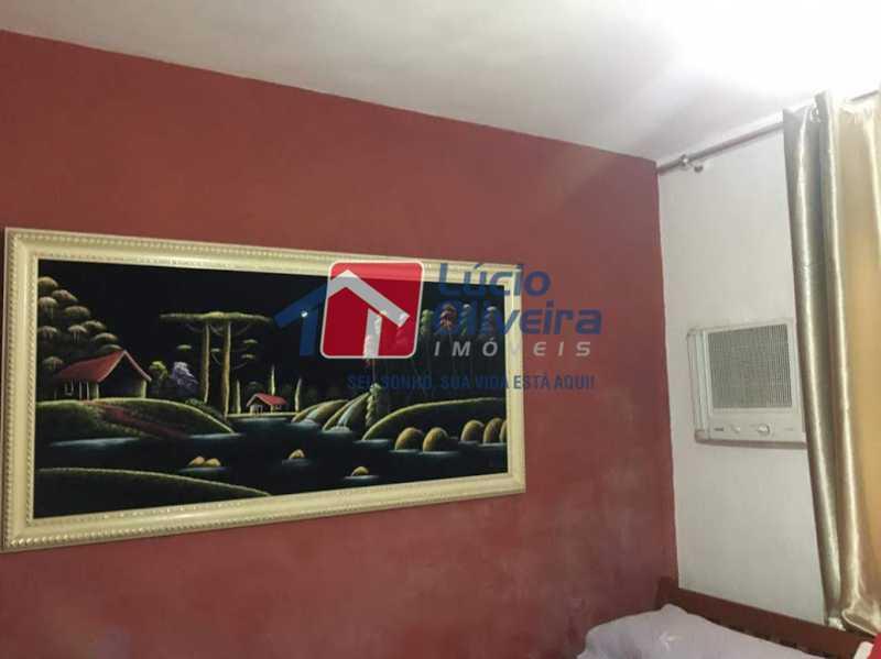 07- Quarto C. - Apartamento à venda Rua Santa Camila Pia,Penha, Rio de Janeiro - R$ 300.000 - VPAP30289 - 8