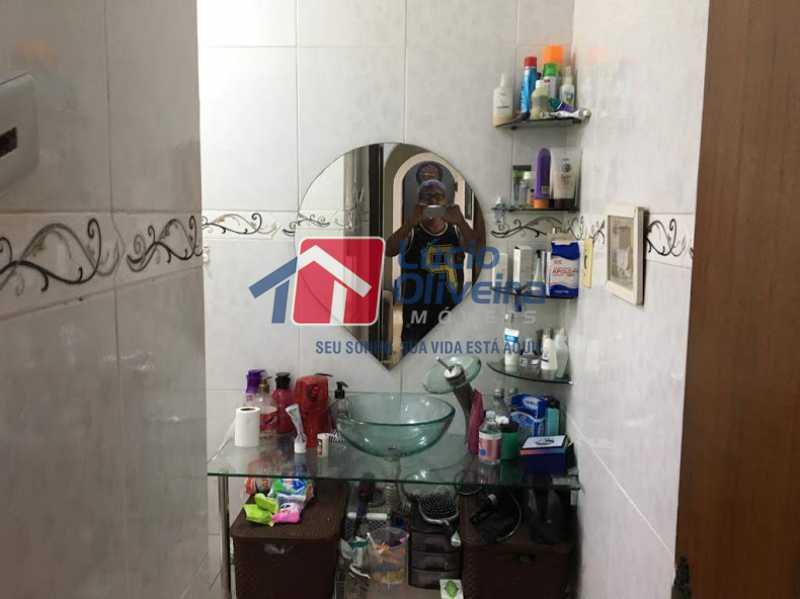12- Banehiro S. - Apartamento à venda Rua Santa Camila Pia,Penha, Rio de Janeiro - R$ 300.000 - VPAP30289 - 13