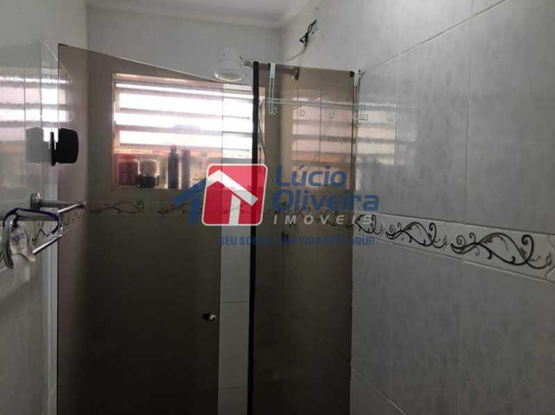 13- Banheiro S. - Apartamento à venda Rua Santa Camila Pia,Penha, Rio de Janeiro - R$ 300.000 - VPAP30289 - 14
