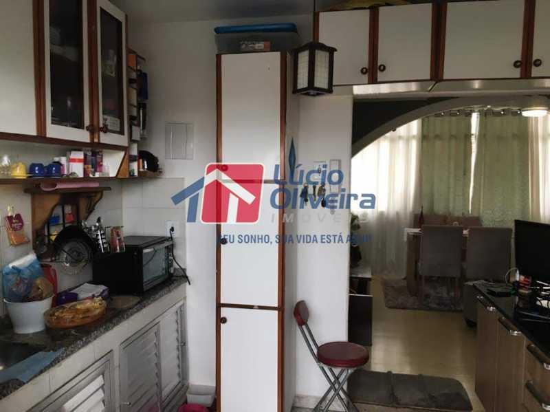 15- Cozinha - Apartamento à venda Rua Santa Camila Pia,Penha, Rio de Janeiro - R$ 300.000 - VPAP30289 - 16