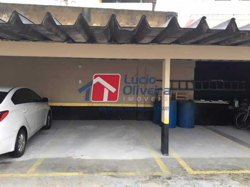 16- Vaga de Garagem - Apartamento à venda Rua Santa Camila Pia,Penha, Rio de Janeiro - R$ 300.000 - VPAP30289 - 17