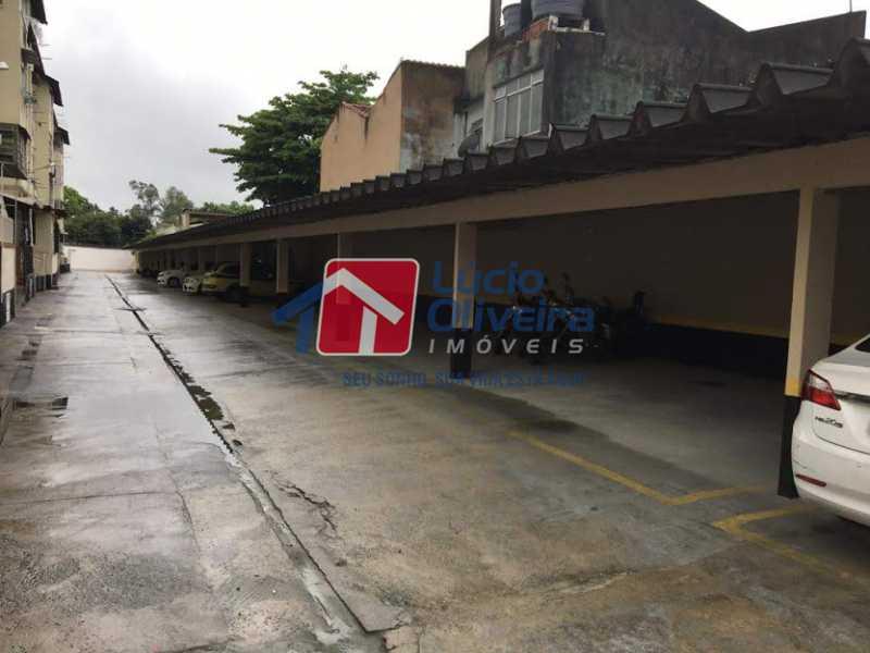 17- Garagem - Apartamento à venda Rua Santa Camila Pia,Penha, Rio de Janeiro - R$ 300.000 - VPAP30289 - 18