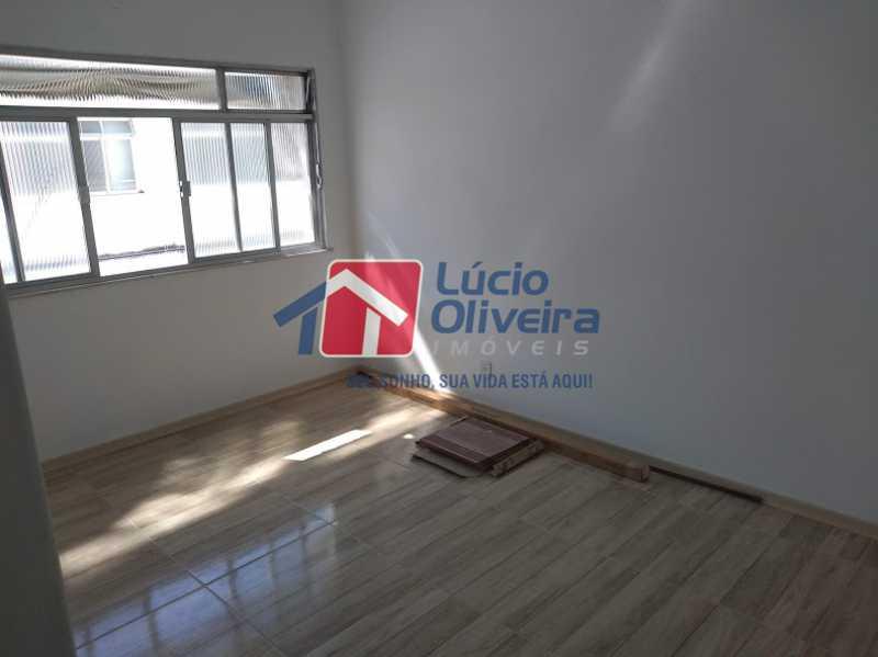 01- Sala - Apartamento À Venda - Bonsucesso - Rio de Janeiro - RJ - VPAP21208 - 1