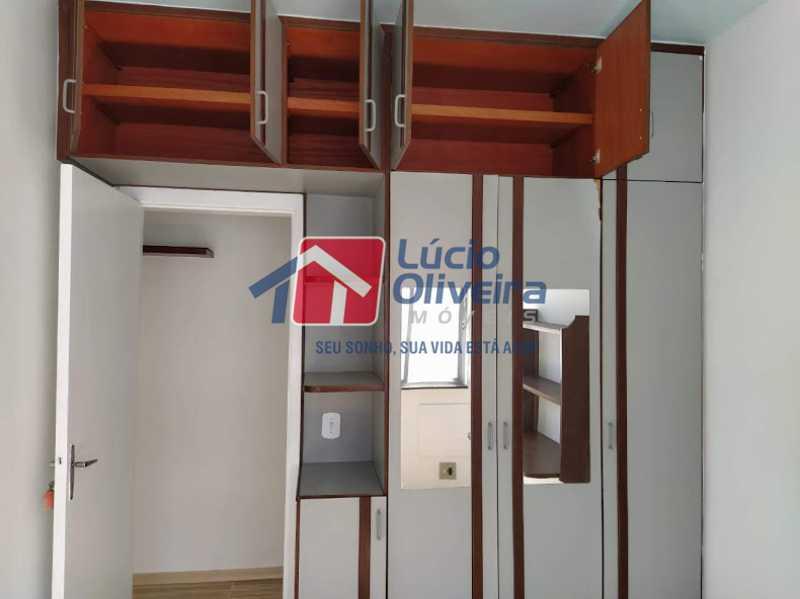 06- Quarto S. - Apartamento À Venda - Bonsucesso - Rio de Janeiro - RJ - VPAP21208 - 7
