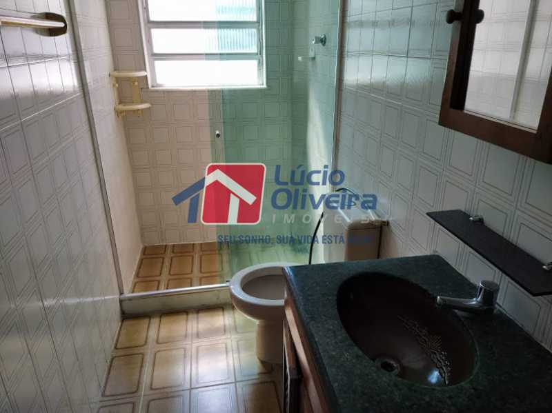 10- Banheiro S. - Apartamento À Venda - Bonsucesso - Rio de Janeiro - RJ - VPAP21208 - 11