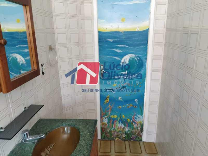 11- Banheiro S. - Apartamento À Venda - Bonsucesso - Rio de Janeiro - RJ - VPAP21208 - 12