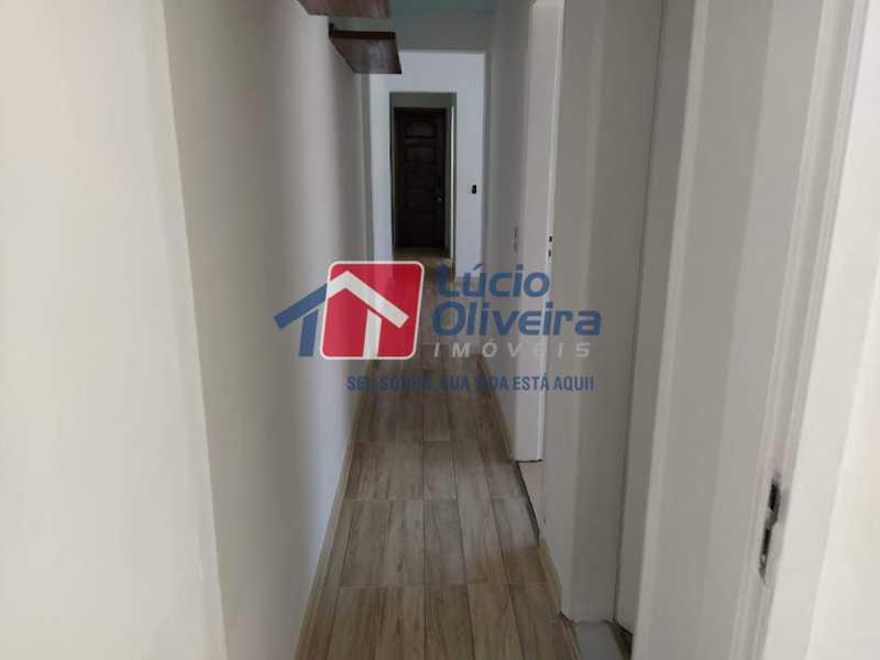12- Circulação - Apartamento À Venda - Bonsucesso - Rio de Janeiro - RJ - VPAP21208 - 13