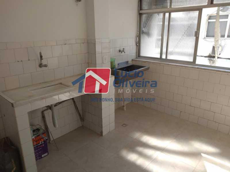 14- Cozinha - Apartamento À Venda - Bonsucesso - Rio de Janeiro - RJ - VPAP21208 - 15