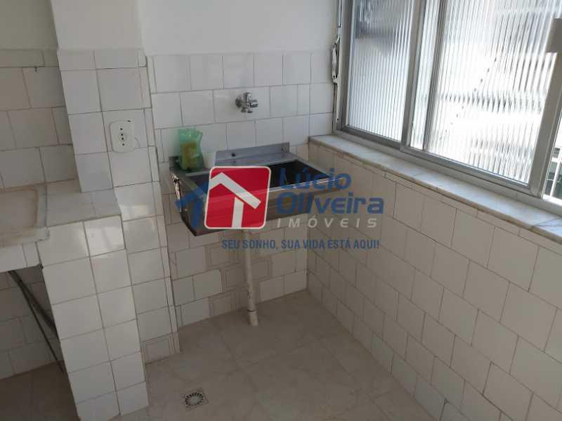 17- Area - Apartamento À Venda - Bonsucesso - Rio de Janeiro - RJ - VPAP21208 - 17