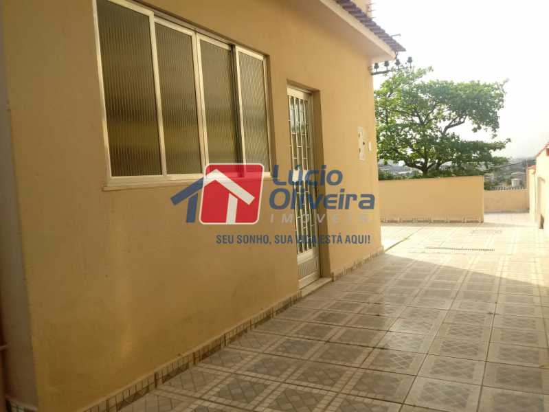 02. - Apartamento À Venda - Braz de Pina - Rio de Janeiro - RJ - VPAP21209 - 3