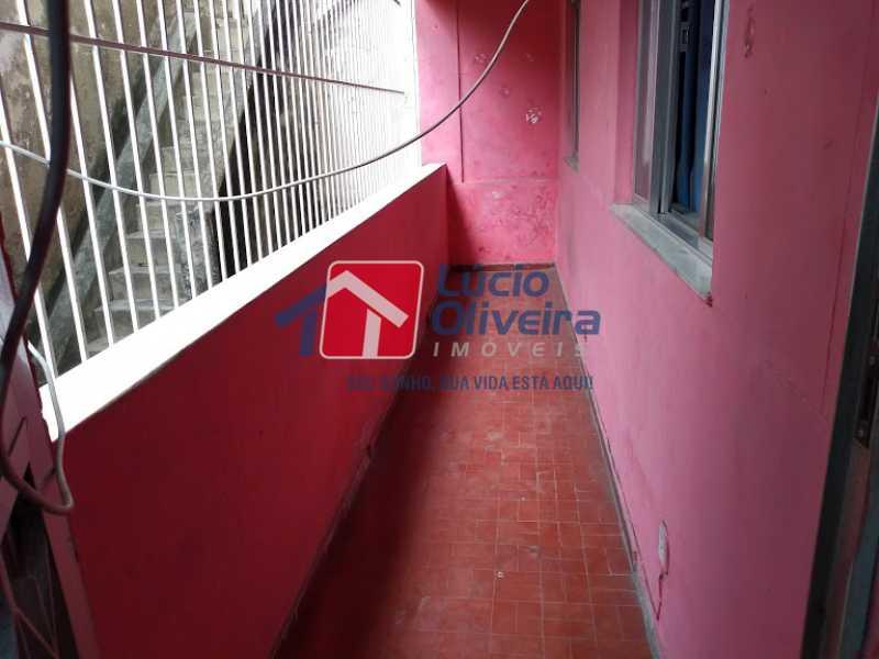 01- Varanda - Apartamento À Venda - Braz de Pina - Rio de Janeiro - RJ - VPAP21210 - 1
