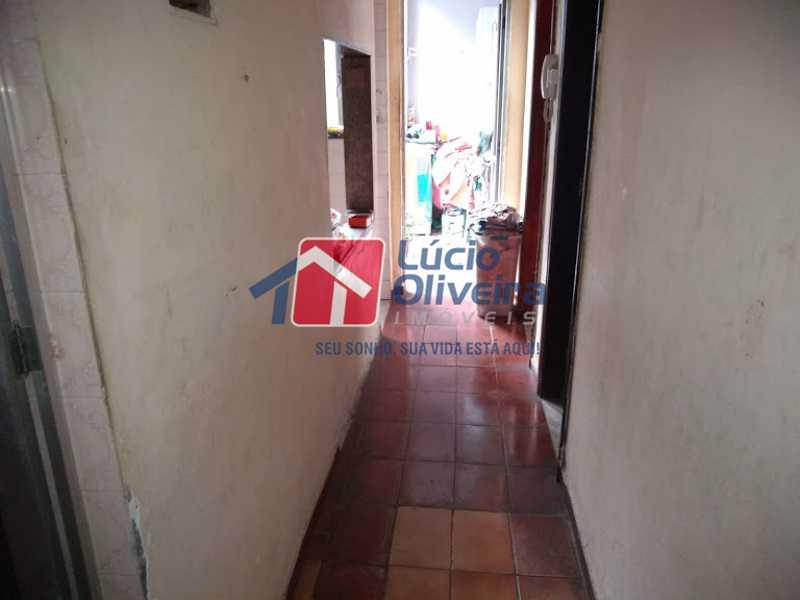 02- Circulação - Apartamento À Venda - Braz de Pina - Rio de Janeiro - RJ - VPAP21210 - 3