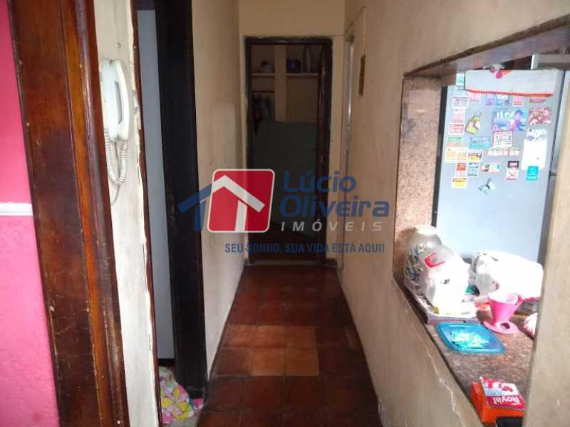 03- Circulação - Apartamento À Venda - Braz de Pina - Rio de Janeiro - RJ - VPAP21210 - 4