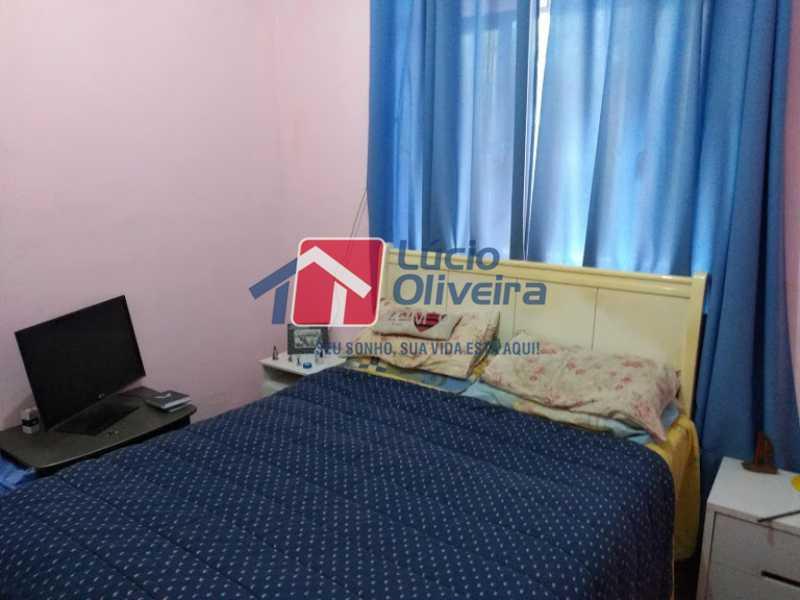 05- Quarto C. - Apartamento À Venda - Braz de Pina - Rio de Janeiro - RJ - VPAP21210 - 6