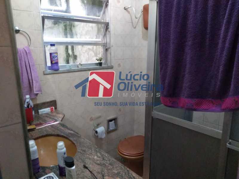 07- Banheiro S. - Apartamento À Venda - Braz de Pina - Rio de Janeiro - RJ - VPAP21210 - 8
