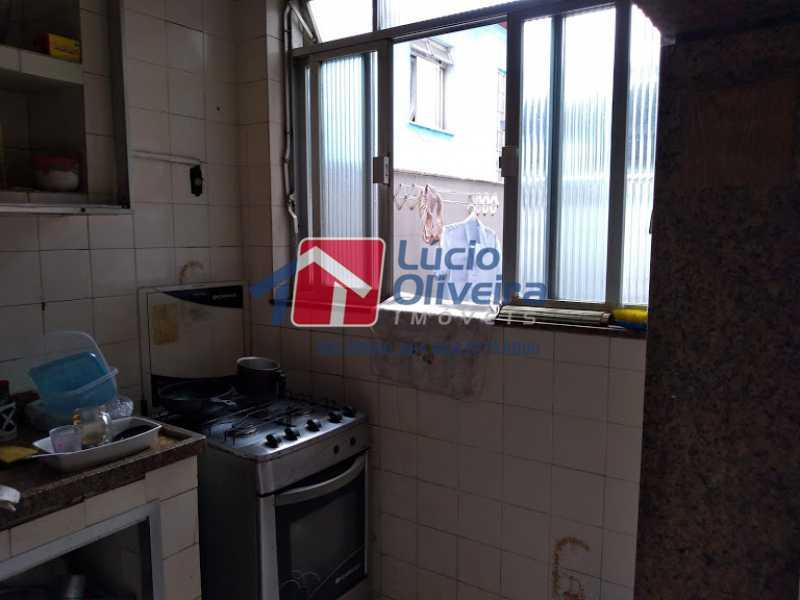 09- Cozinha - Apartamento À Venda - Braz de Pina - Rio de Janeiro - RJ - VPAP21210 - 10