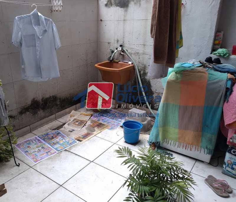 10- Area - Apartamento À Venda - Braz de Pina - Rio de Janeiro - RJ - VPAP21210 - 11