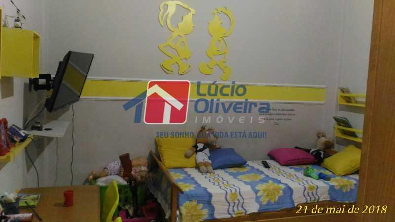 5 QUARTO - Apartamento Rua Aurora,Penha, Rio de Janeiro, RJ À Venda, 2 Quartos, 55m² - VPAP21211 - 6
