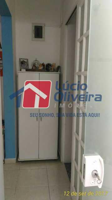 12 CIRCULAÇÃO. - Apartamento Rua Aurora,Penha, Rio de Janeiro, RJ À Venda, 2 Quartos, 55m² - VPAP21211 - 13