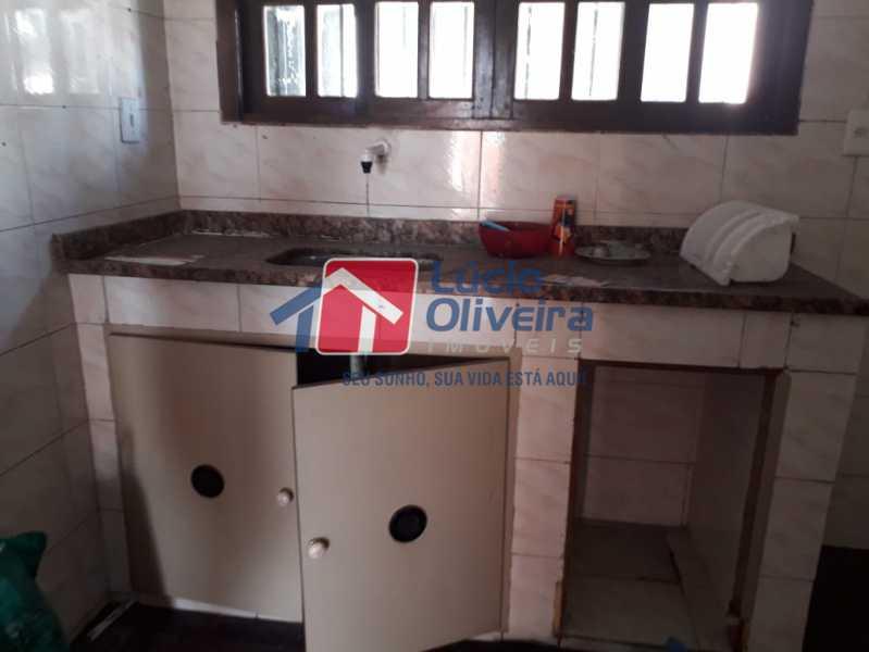 3 cozinha - Apartamento À Venda - Ramos - Rio de Janeiro - RJ - VPAP21214 - 4