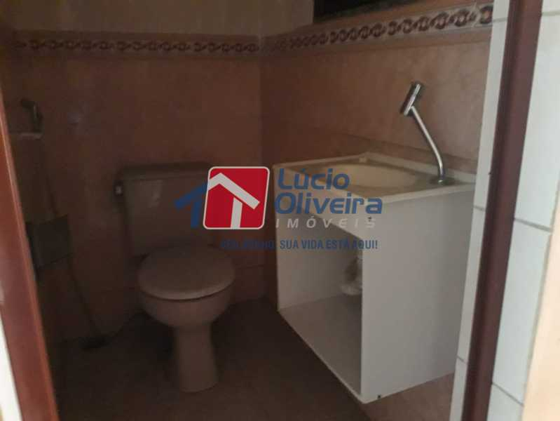 4 banheiro - Apartamento À Venda - Ramos - Rio de Janeiro - RJ - VPAP21214 - 5