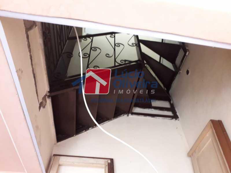 6 um lance de escada - Apartamento à venda Rua Pereira Landim,Ramos, Rio de Janeiro - R$ 210.000 - VPAP21214 - 7