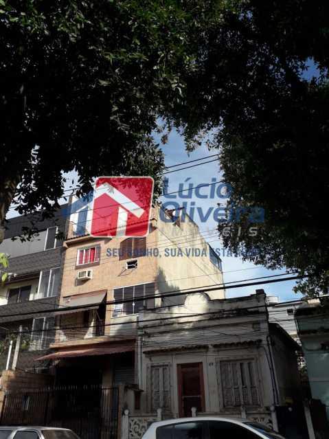 8 foto do predio - Apartamento À Venda - Ramos - Rio de Janeiro - RJ - VPAP21214 - 9