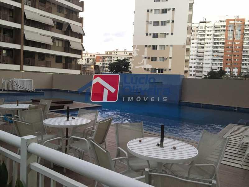 1 piscina - Apartamento Avenida Oliveira Belo,Vila da Penha,Rio de Janeiro,RJ À Venda,3 Quartos,173m² - VPAP30291 - 1