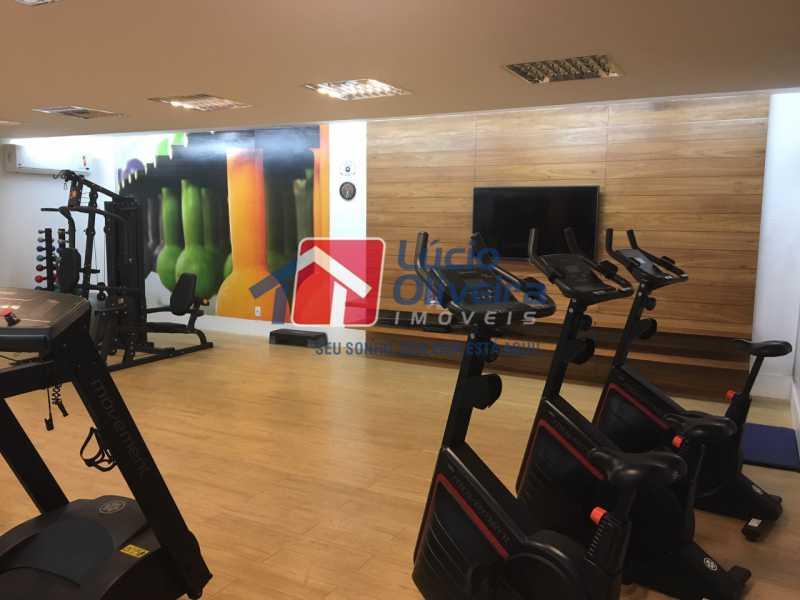 4 academia - Apartamento Avenida Oliveira Belo,Vila da Penha,Rio de Janeiro,RJ À Venda,3 Quartos,173m² - VPAP30291 - 5