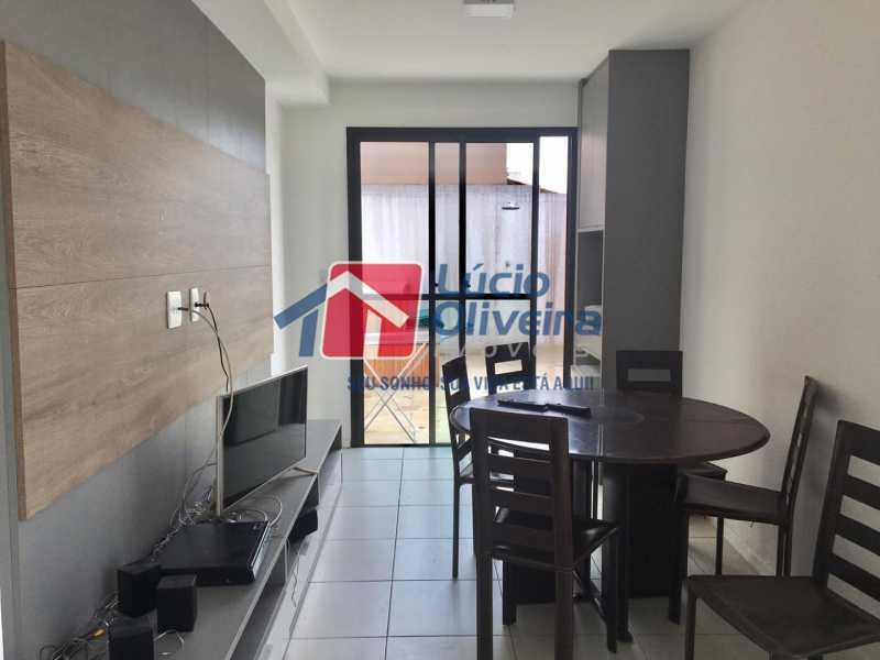 6 sala. - Apartamento Avenida Oliveira Belo,Vila da Penha,Rio de Janeiro,RJ À Venda,3 Quartos,173m² - VPAP30291 - 7