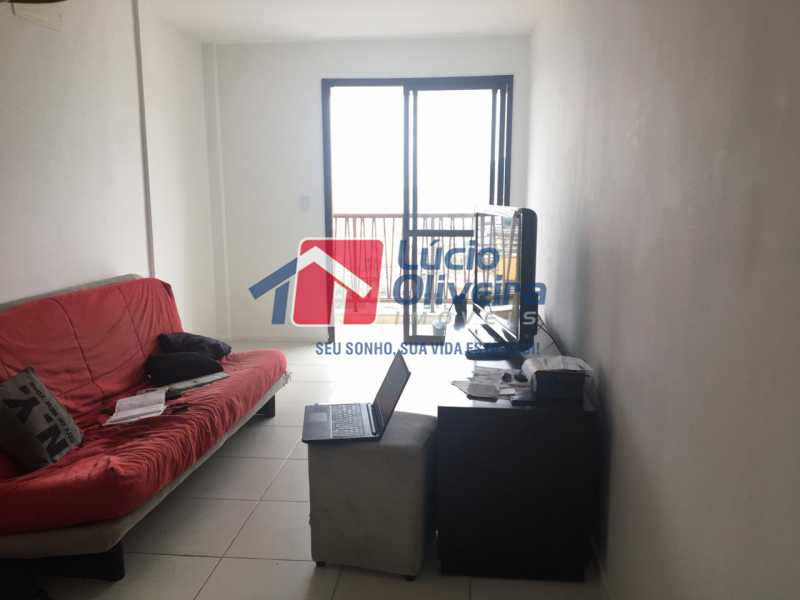7 sala. - Apartamento Avenida Oliveira Belo,Vila da Penha,Rio de Janeiro,RJ À Venda,3 Quartos,173m² - VPAP30291 - 8