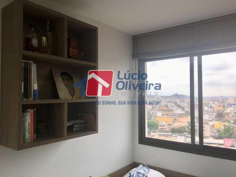 8 quarto. - Apartamento Avenida Oliveira Belo,Vila da Penha,Rio de Janeiro,RJ À Venda,3 Quartos,173m² - VPAP30291 - 9