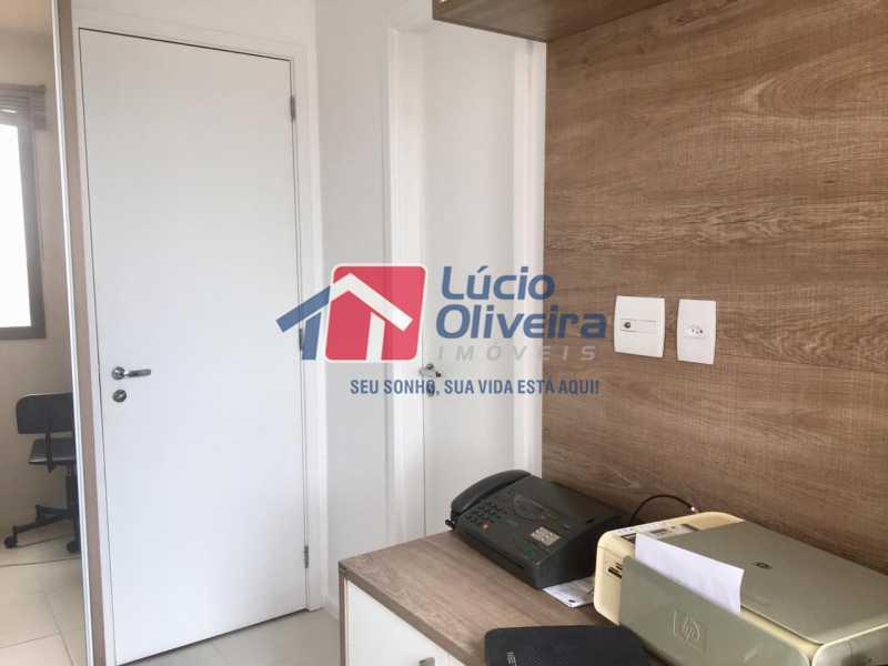 10 quarto. - Apartamento Avenida Oliveira Belo,Vila da Penha,Rio de Janeiro,RJ À Venda,3 Quartos,173m² - VPAP30291 - 11