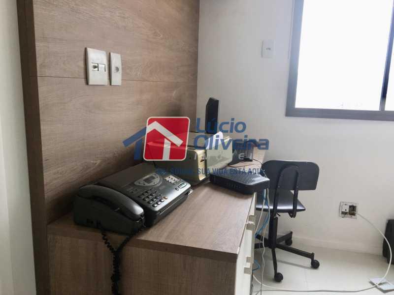 12 quarto. - Apartamento Avenida Oliveira Belo,Vila da Penha,Rio de Janeiro,RJ À Venda,3 Quartos,173m² - VPAP30291 - 13
