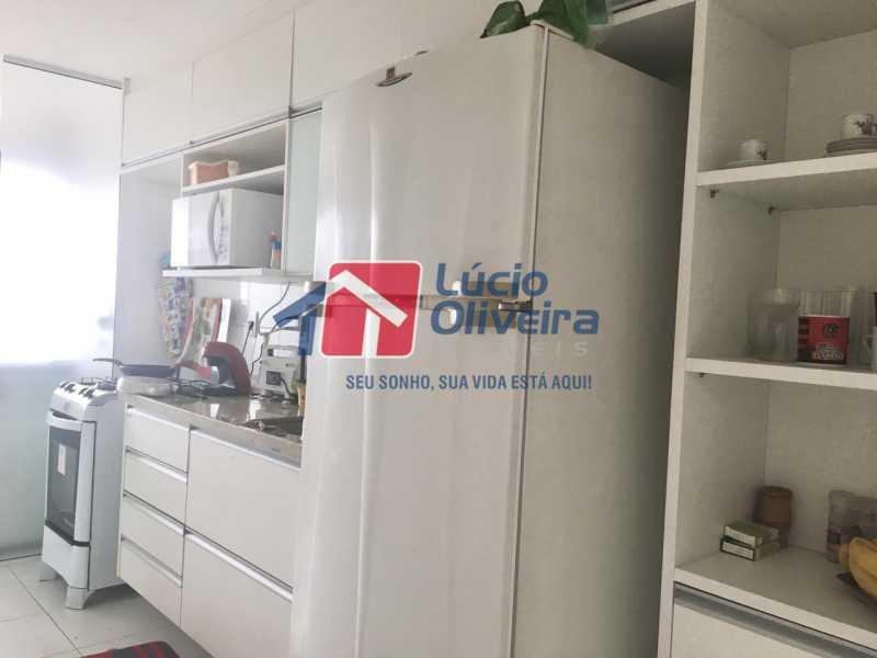 14 cozinha. - Apartamento Avenida Oliveira Belo,Vila da Penha,Rio de Janeiro,RJ À Venda,3 Quartos,173m² - VPAP30291 - 15