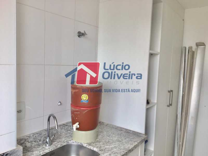 16 cozinha. - Apartamento Avenida Oliveira Belo,Vila da Penha,Rio de Janeiro,RJ À Venda,3 Quartos,173m² - VPAP30291 - 17
