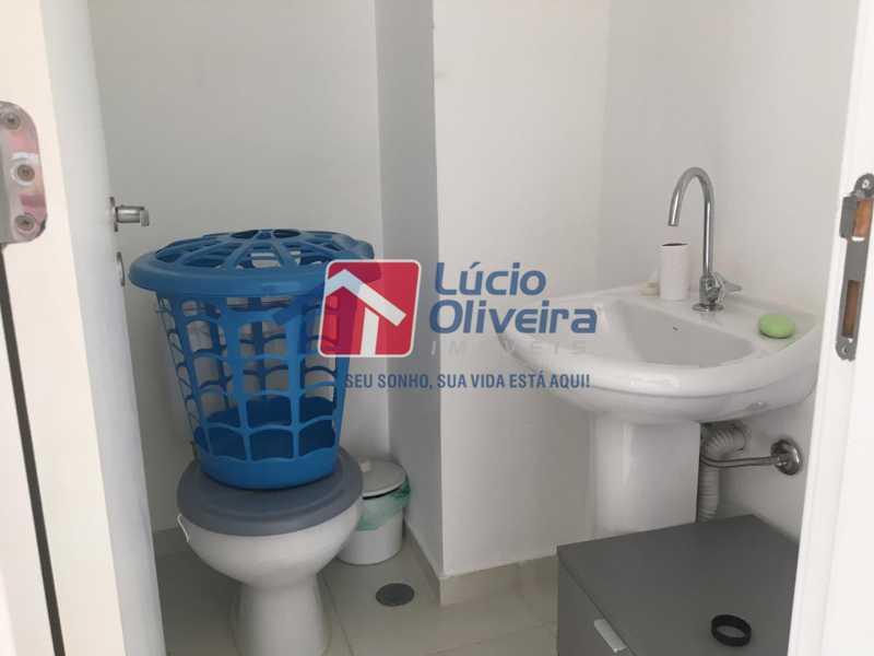 18 banheiro. - Apartamento Avenida Oliveira Belo,Vila da Penha,Rio de Janeiro,RJ À Venda,3 Quartos,173m² - VPAP30291 - 19