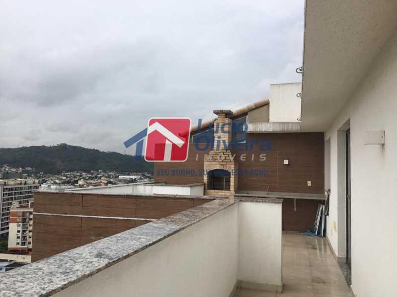 20 area gourmet. - Apartamento Avenida Oliveira Belo,Vila da Penha,Rio de Janeiro,RJ À Venda,3 Quartos,173m² - VPAP30291 - 21