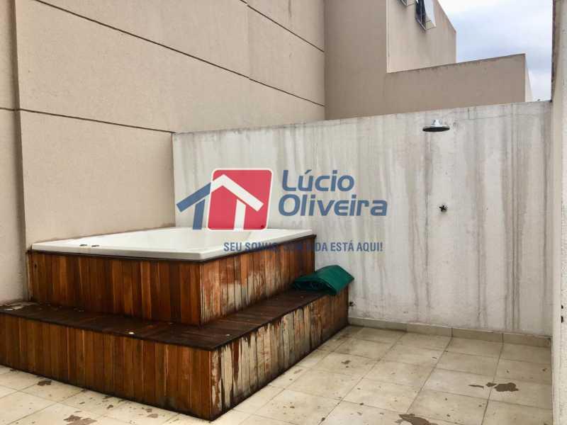 21 piscina cobertura. - Apartamento Avenida Oliveira Belo,Vila da Penha,Rio de Janeiro,RJ À Venda,3 Quartos,173m² - VPAP30291 - 22