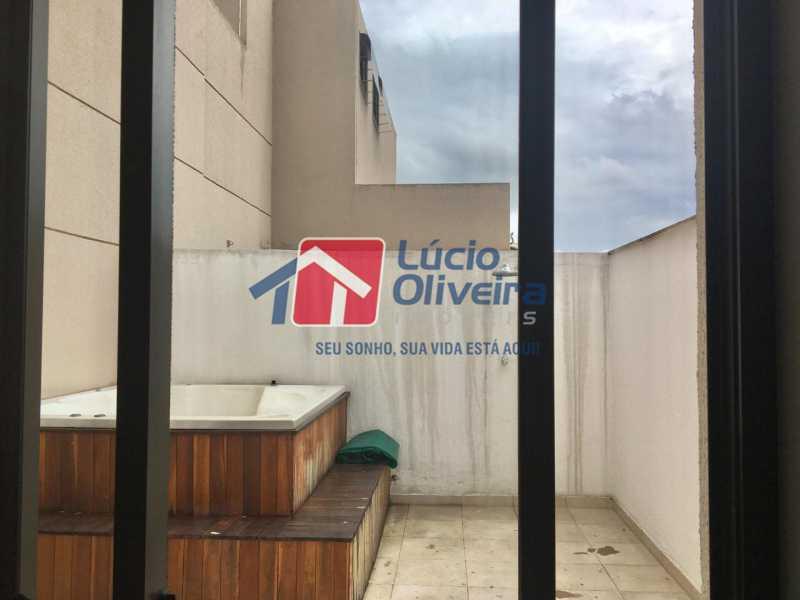 22 piscina cobertura. - Apartamento Avenida Oliveira Belo,Vila da Penha,Rio de Janeiro,RJ À Venda,3 Quartos,173m² - VPAP30291 - 23