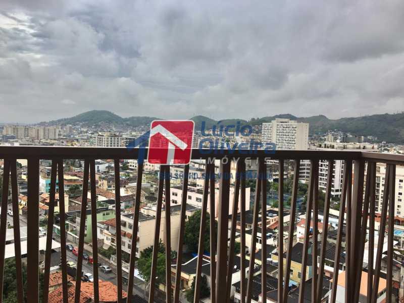 24 varanda. - Apartamento Avenida Oliveira Belo,Vila da Penha,Rio de Janeiro,RJ À Venda,3 Quartos,173m² - VPAP30291 - 25
