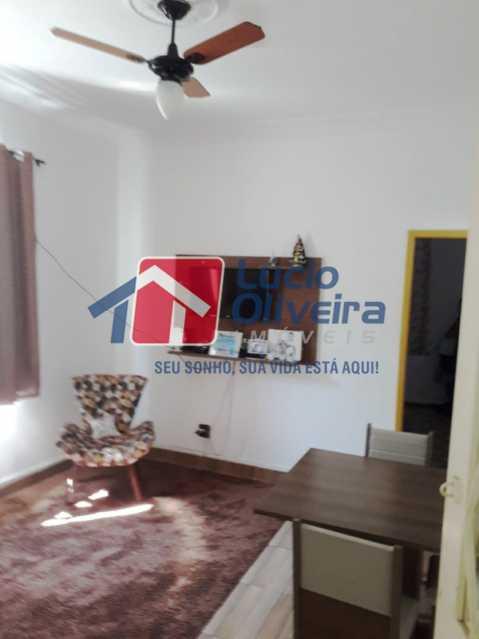 1-Sala - Apartamento À Venda - Rocha Miranda - Rio de Janeiro - RJ - VPAP21216 - 1
