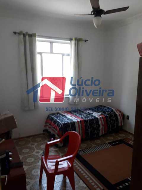 4-Quarto solteiro. - Apartamento À Venda - Rocha Miranda - Rio de Janeiro - RJ - VPAP21216 - 4