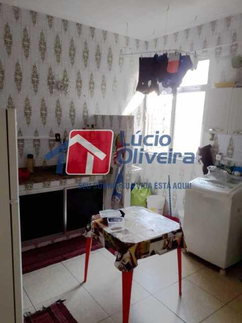7-Cozinha - Apartamento À Venda - Rocha Miranda - Rio de Janeiro - RJ - VPAP21216 - 7