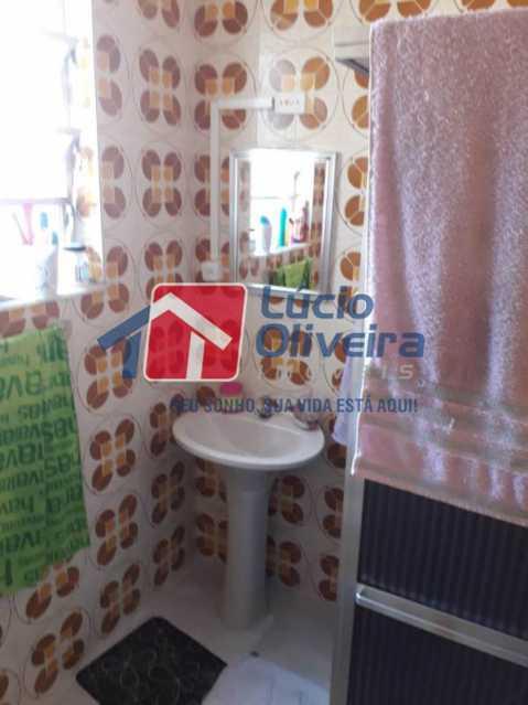 9Banheiro social. - Apartamento À Venda - Rocha Miranda - Rio de Janeiro - RJ - VPAP21216 - 9