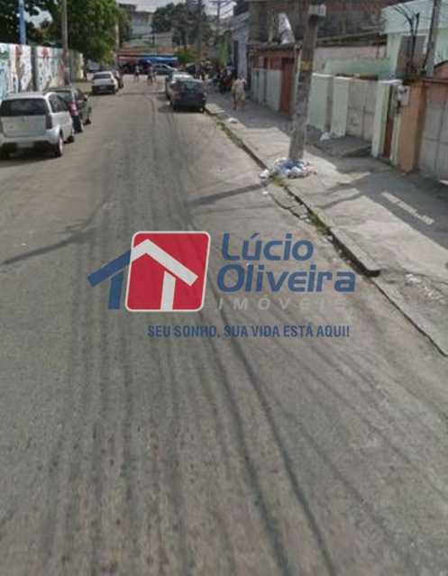 15- Vista da Rua - Apartamento À Venda - Rocha Miranda - Rio de Janeiro - RJ - VPAP21216 - 14