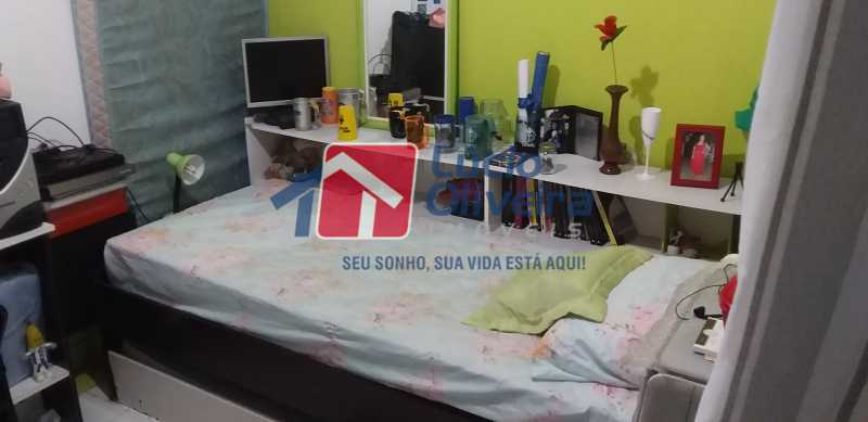 07 - Quarto Solteiro - Apartamento Avenida dos Italianos,Rocha Miranda, Rio de Janeiro, RJ À Venda, 2 Quartos, 48m² - VPAP21217 - 8