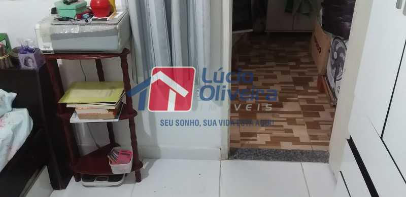 08 - Quarto Solteiro - Apartamento Avenida dos Italianos,Rocha Miranda, Rio de Janeiro, RJ À Venda, 2 Quartos, 48m² - VPAP21217 - 9